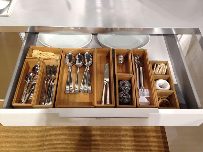 casier de rangement tiroir cuisine