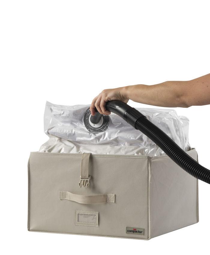 caja almacenaje vacío Compactor