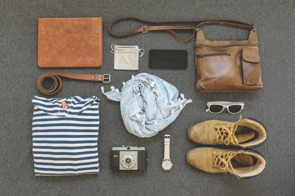 que poner en mi maleta de viaje
