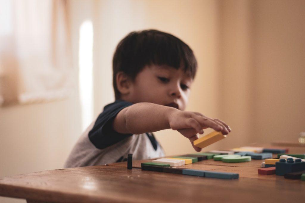 organizar los juguetes de casa