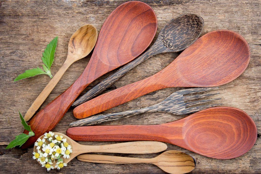 Organiza tus utensilios de cocina
