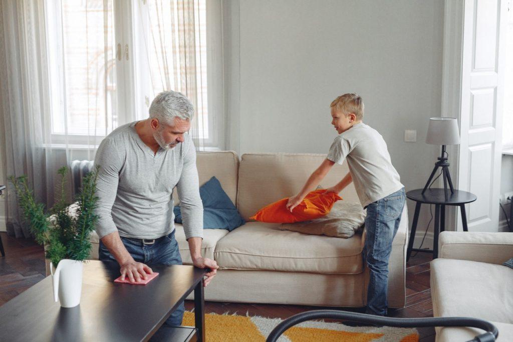 Cómo desinfectar vs cómo limpiar