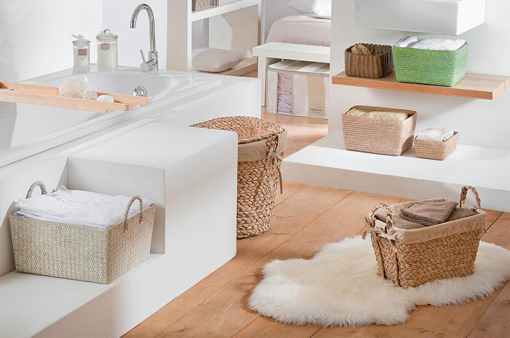 donde guardarás cada tipo de textil del hogar