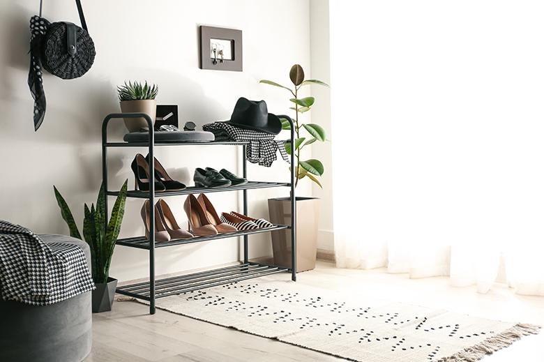 estante zapatos